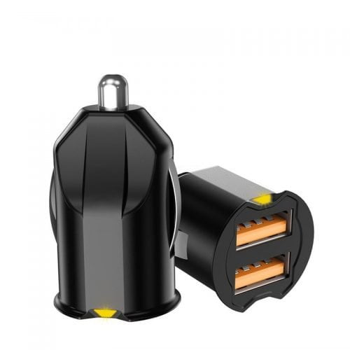 Dual USB Mini Charger 4.8A